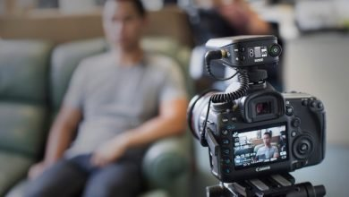 Photo of كيف تصور فيديو بكيفية عالية على كامرتك DSLR الفوتوغرافية؟