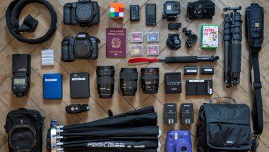 Photo of 9 أدوات مع الكاميرا على المصور ألا يشتريها رخيصة!