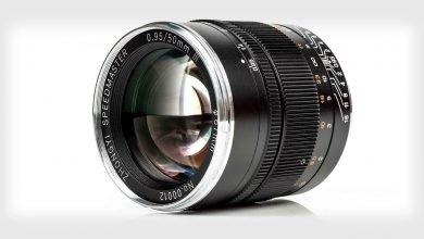 Photo of أفضل عدسة 50مم بفتحة f/0.95 يمكن أن تشتريها لصور احترافية