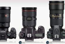 Photo of كانون أم نيكون؟!.. ماهي أفضل كاميرا لدى المصورين الصحفيين وهل سيغيرون من كاميرات DSLR إلى الكاميرات بدون مرآة؟