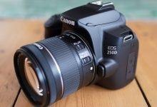 Photo of كل ما تريد معرفته عن كاميرا كانون Canon 250d من مواصفات وميزات