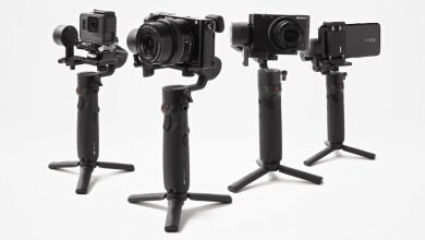 Photo of مانع اهتزاز جديد من Zhiyun للكاميرات الخفيفة بسعر مناسب CRANE-M2