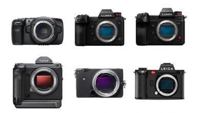Photo of أفضل كاميرا تصوير فوتوغرافي بدون مرآة للفيديو عام 2019