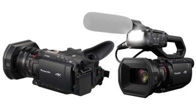 Photo of كاميرات جديدة للصحفيين والبث التلفزيوني من باناسونيك Panasonic HC-X2000 و HC-X1500 و AG-CX10