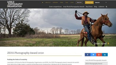 Photo of مسابقة دولية في التصوير الفوتوغرافي للمحترفين والهواة بجائزة 2299$ ومعدات تصوير وسفر
