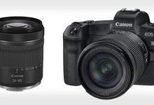 Photo of كانون تضيف عدسة رخيصة لكاميرات الفول فريم بدون مرآة Canon RF 24-105