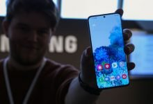 Photo of تعرفوا على موبايل سامسونغ الجديد Samsung Galaxy S20 مع كاميرا بدقة 8K