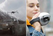 Photo of كاميرا جديدة بشكل بيضة PowerEgg X قادرة على الطيران