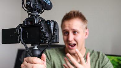Photo of كيف تصور فيديو لليوتيوب؟ صناعة الفلوقات والبث عبر الانترنت