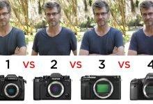 Photo of الفرق بين كاميرات فول فريم وكاميرات كروب سنسور .. هل يعطي حجم حساس الكاميرا الكبير صورة أفضل؟
