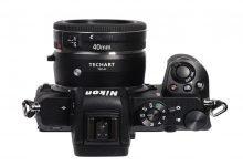 Photo of بإمكانكم الآن استخدام عدسات كانون مع كاميرات نيكون